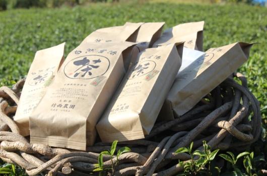 心をこめて作っている無農薬のお茶です。