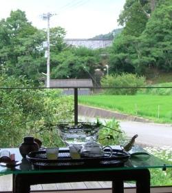 奈良県 オーガニックカフェ 遊茶庵
